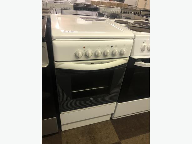 50CM WHITE PLATED ELECTRIC COOKER WITH GUARANTEE 🌟🌟