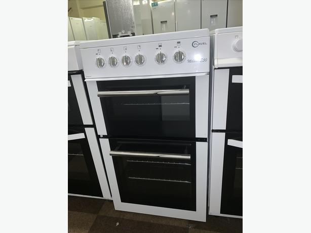 PLANET APPLIANCE - 50CM FLAVEL WHITE ELECTRIC COOKER