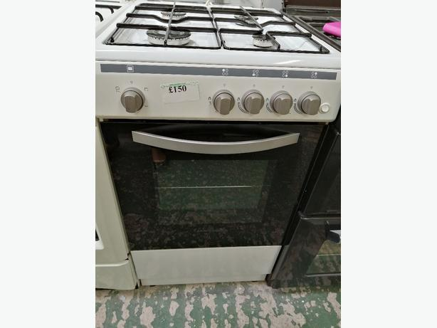 Montpellier 50 cm gas cooker with warranty at Recyk Appliances 🇬🇧