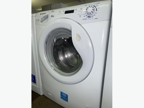 7KG LOAD CANDY WASHER WASHING MACHINE WITH WARRANTY