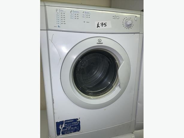 PLANET APPLIANCE - 6KG LOAD INDESIT DRYER