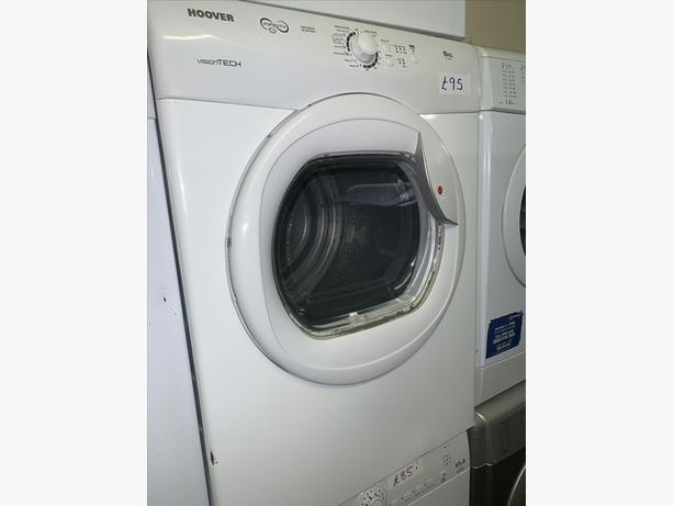 PLANET APPLIANCE - 8KG LOAD HOOVER DRYER