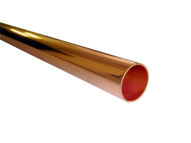 22mm COPPER PIPE