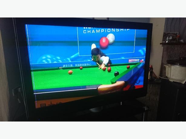phillips plasma TV 40 inch faulty - comes on, then off cheap fix