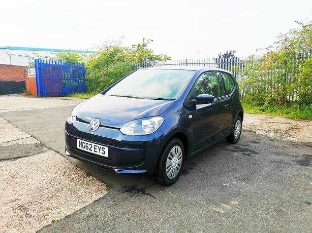 2012 Volkswagen UP 1.0 +3 months Warranty