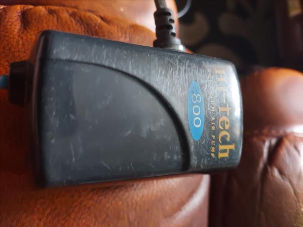 Hi-tech 800 single outlet pump