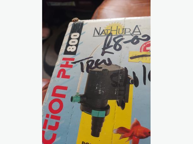 Nathura 800 powerhead brand new