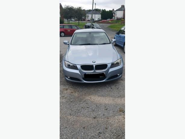 BMW 3 series 2010 Blue