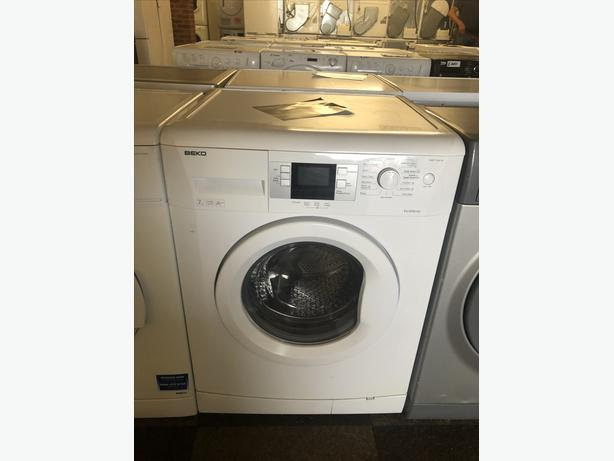 7 KG LOAD BEKO WASHER /WASHING MACHINE WITH GUARANTEE 🇬🇧🇬🇧