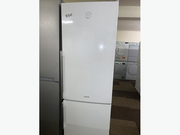 PLANET APPLIANCE - SIMPLICITY WHITE FRIDGE FREEZER WITH WARRANTY
