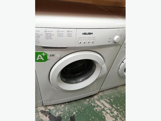 🌈Bush 6 kg washing machine with warranty at Recyk Appliances