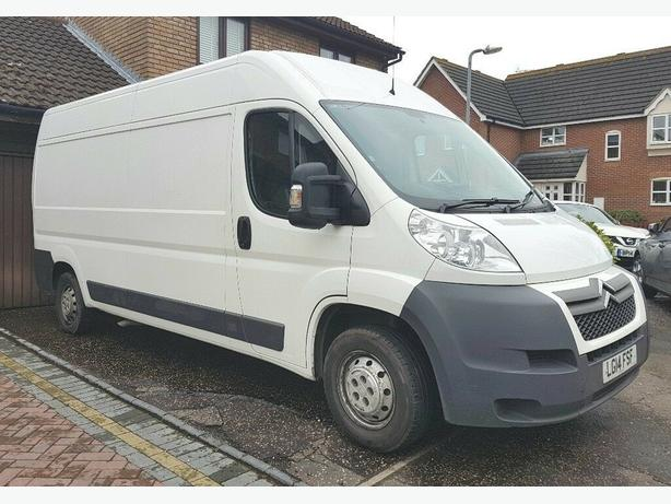 WANTED: WANTED citroen relay