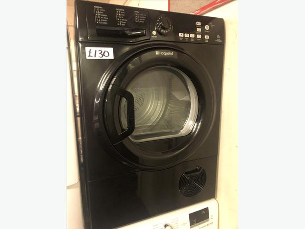 PLANET 🌍 APPLIANCE- 8KG HOTPOINT CONDENSER TUMBLE DRYER WITH GUARANTEE