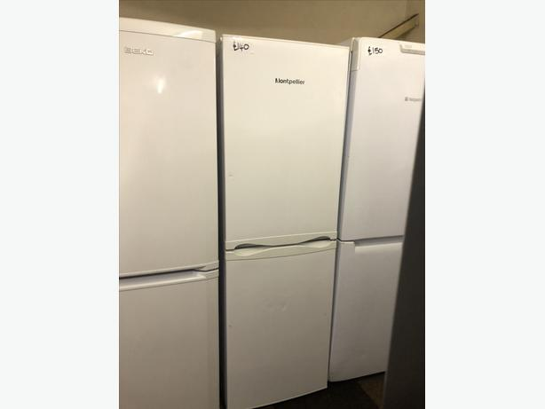 PLANET 🌍 APPLIANCE- MONTPELIER FRIDGE FREEZER WITH GUARANTEE