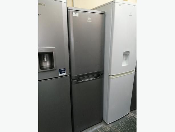 Indesit fridge freezer with warranty at Recyk