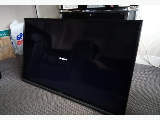 """Sharp 46"""" tv"""
