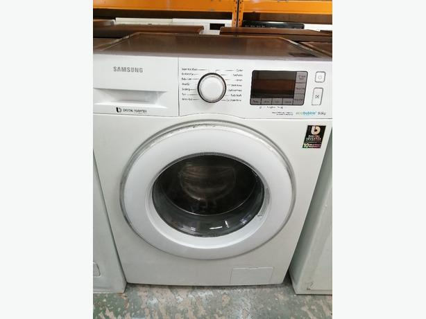 Samsung washing machine 9 kg with warranty at Recyk Appliances