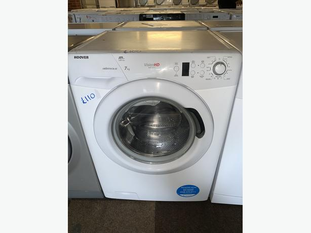 PLANET APPLIANCE - 7KG HOOVER WASHER WASHING MACHINE WITH WARRANTY