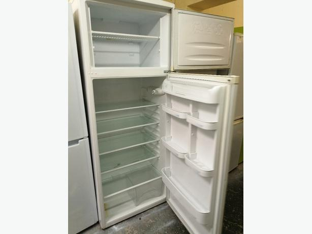 Beko wide and tall fridge freezer with warranty at Recyk Appliances
