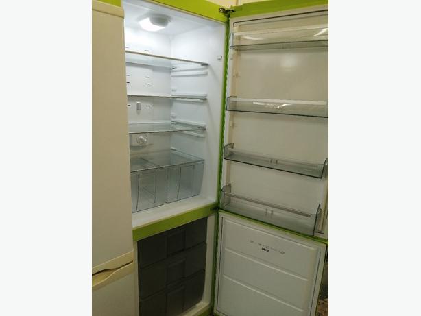Bush tall fridge freezer with warranty at Recyk Appliances