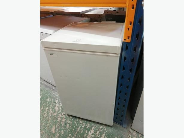 Indesit chest freezer with 3 months warranty
