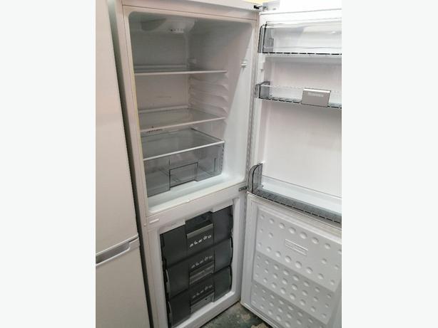 Blomberg fridge freezer with warranty at Recyk Appliances