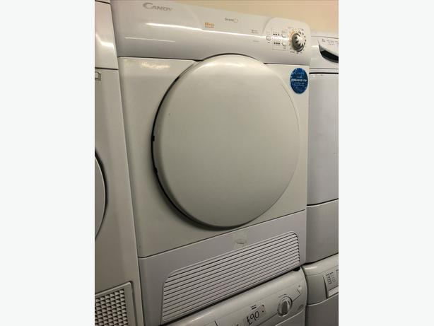 PLANET 🌍 APPLIANCE- 8KG CANDY CONDENSER TUMBLE DRYER 🇬🇧🇬🇧