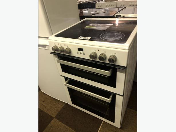 PLANET 🌎 APPLIANCE- BEKO 60CM WIDE ELECTRIC COOKER WITH GUARANTEE