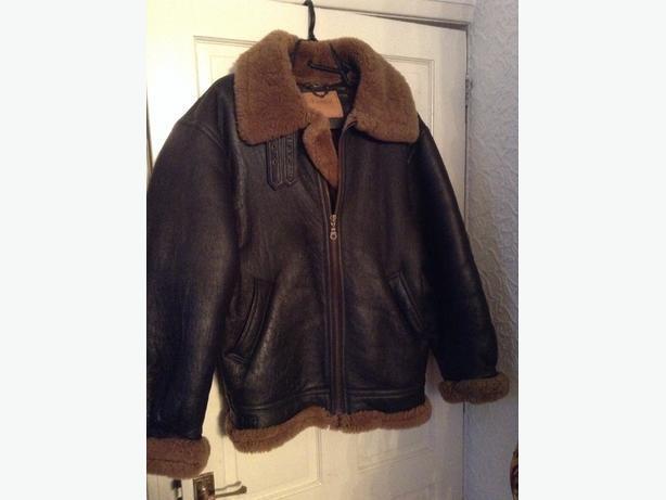 Old Pilot Jacket