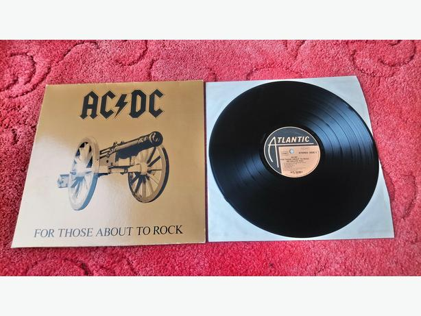 ACDC – For those about to rock
