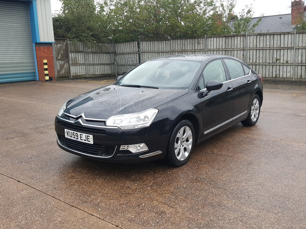 Automatic Citroen C5 2.0 HDI Diesel, Exclusive model fully loaded, drives great