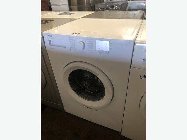 PLANET 🌍 APPLIANCE - BEKO 8KG LOAD WASHER/WASHING MACHINE WITH GUARANTEE 🇬🇧🇬🇧