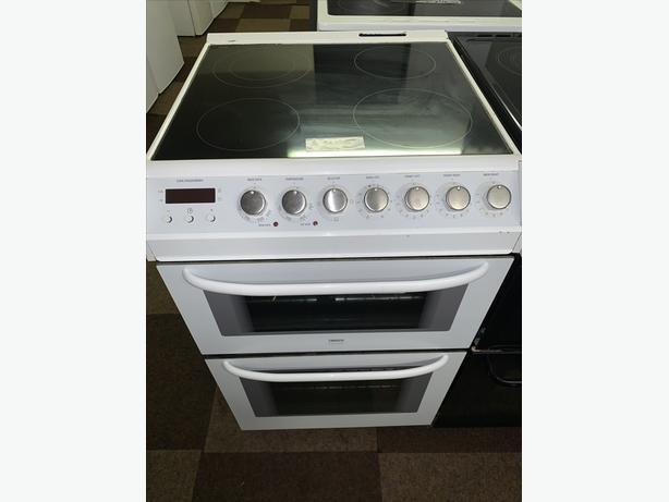 PLANET APPLIANCE - 50CM ZANUSSI ELECTRIC COOKER W/ GUARANTEE