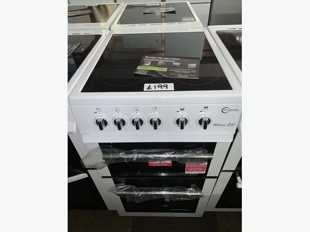 PLANET APPLIANCE - 50CM FLAVEL ELECTRIC COOKER AVAILABLE WITH GUARANTEE