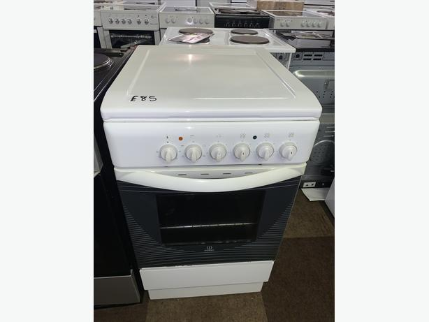 PLANET APPLIANCE - 50CM INDESIT ELECRTRIC PLATED COOKER