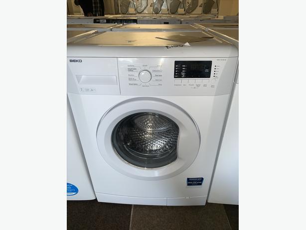 PLANET APPLIANCE - 7KG WHITE BEKO WASHER WASHING MACHINE