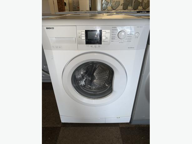 PLANET APPLIANCE - 7KG LOAD BEKO WASHER WASHING MACHINE COMES WITH WARRANTY
