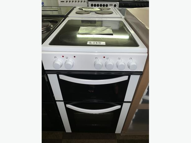 PLANET APPLIANCE - 50CM LOGIK ELECTRIC COOKER WITH WARRANTY