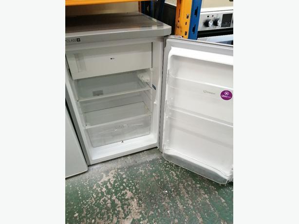 Indesit fridge with warranty at Recyk Appliances