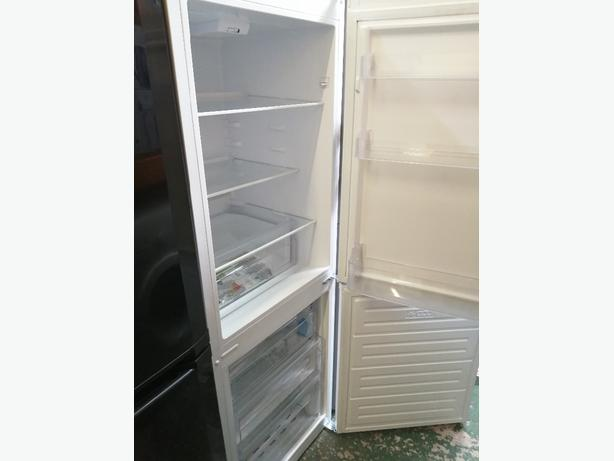 Lec Fridge freezer with warranty at Recyk Appliances