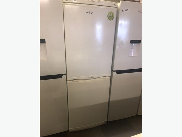 PLANET 🌎 APPLIANCE- LG FRIDGE FREEZER WITH GUARANTEE 🇬🇧🇬🇧