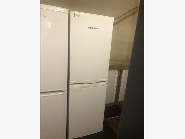 PLANET 🌍 APPLIANCE- MONTPELIER FRIDGE FREEZER WITH GUARANTEE ONLY £140