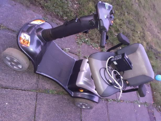 kymco super8 mobility scooter