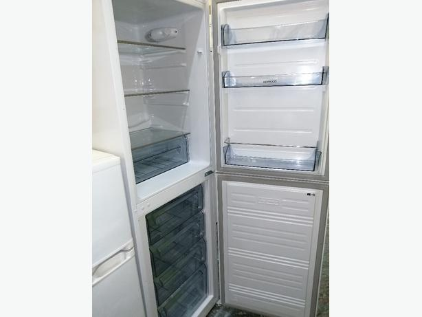 Kenwood fridge freezer with warranty at Recyk Appliances