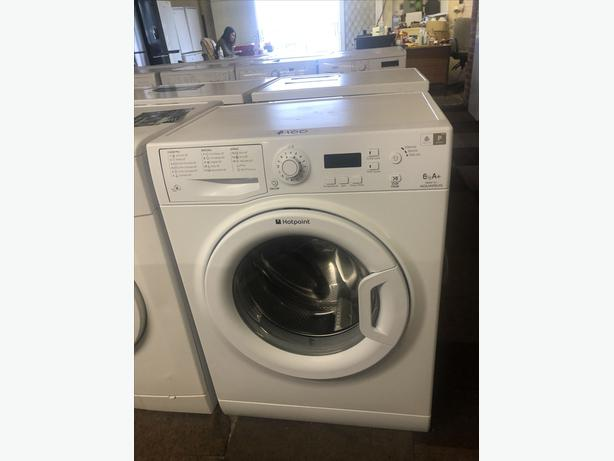 PLANET 🌍 APPLIANCE 6KG HOTPOINT WASHER/WASHING MACHINE WITH GUARANTEE