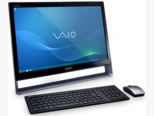 Sony Vaio All in one Computer PC 27 Widescreen Full HD Fast intel CPU 1000GB HDD