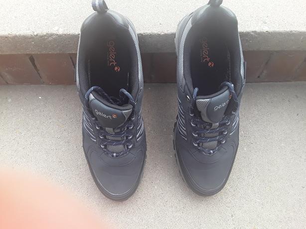 Gelert waterproof mens walking shoes size 12