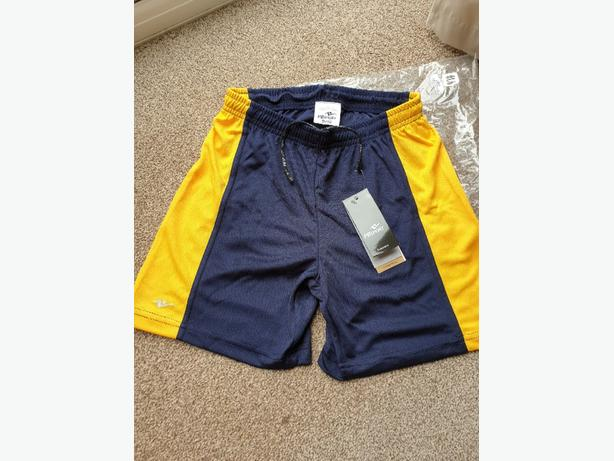 Ellowes Hall unisex sports shorts