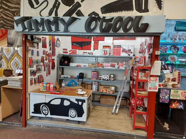 timmy O'tool (tool sales) now open