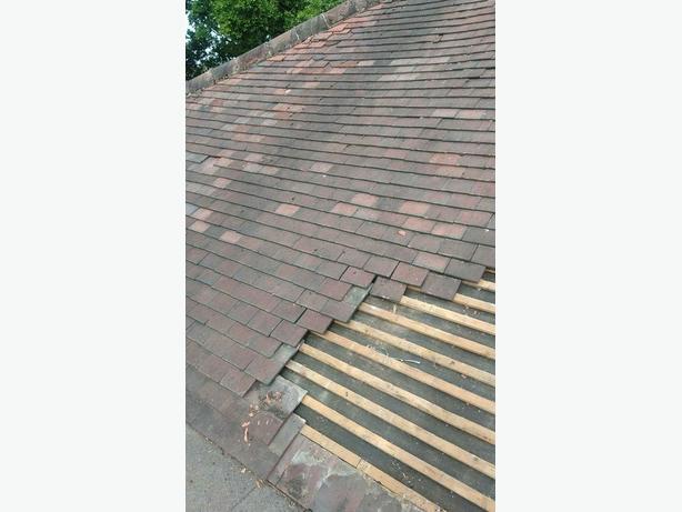 roof tiles reclaimed